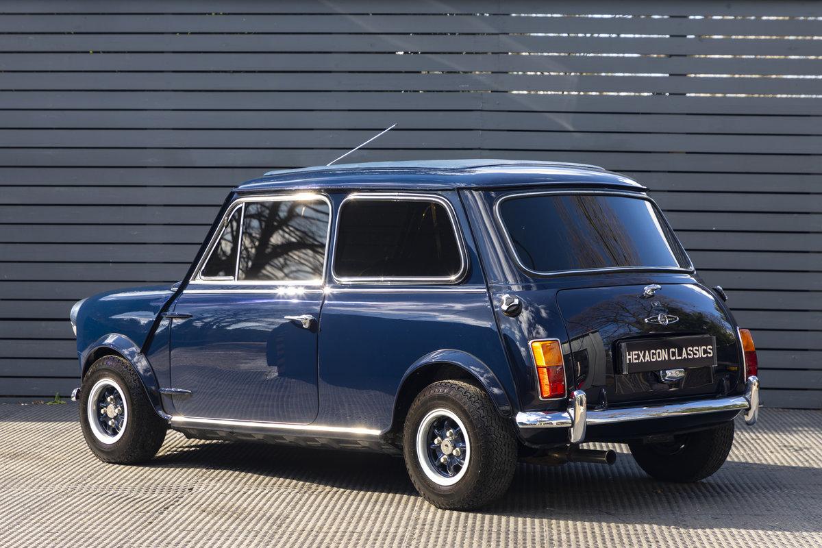 MARGRAVE MORRIS MINI COOPER S 1275 MK II, 1969 For Sale (picture 4 of 19)