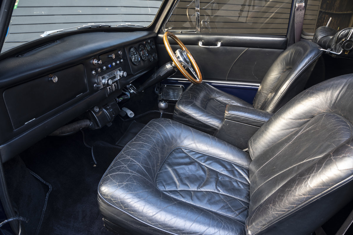 MARGRAVE MORRIS MINI COOPER S 1275 MK II, 1969 For Sale (picture 5 of 19)