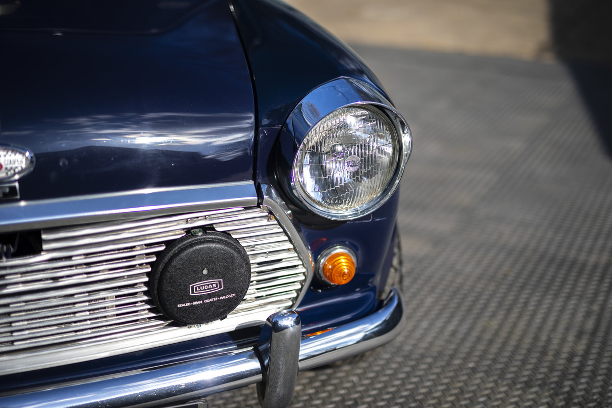 MARGRAVE MORRIS MINI COOPER S 1275 MK II, 1969 For Sale (picture 17 of 19)