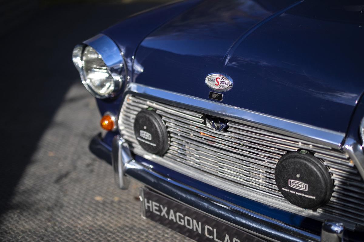 MARGRAVE MORRIS MINI COOPER S 1275 MK II, 1969 For Sale (picture 18 of 19)