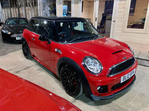 Mini 1.6 John Cooper Works Chili Pack Low Mileage+FSH