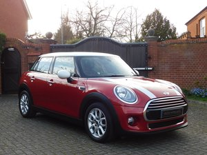 2014  Mini Cooper 5dr 1.5L Petrol Automatic (Under Offer)