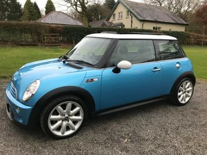Picture of 2004 MINI COOPER S BLUE/WHITE MASSIVE SPEC SIMPLY STUNNING!! SOLD