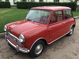 1964 Austin super de luxe