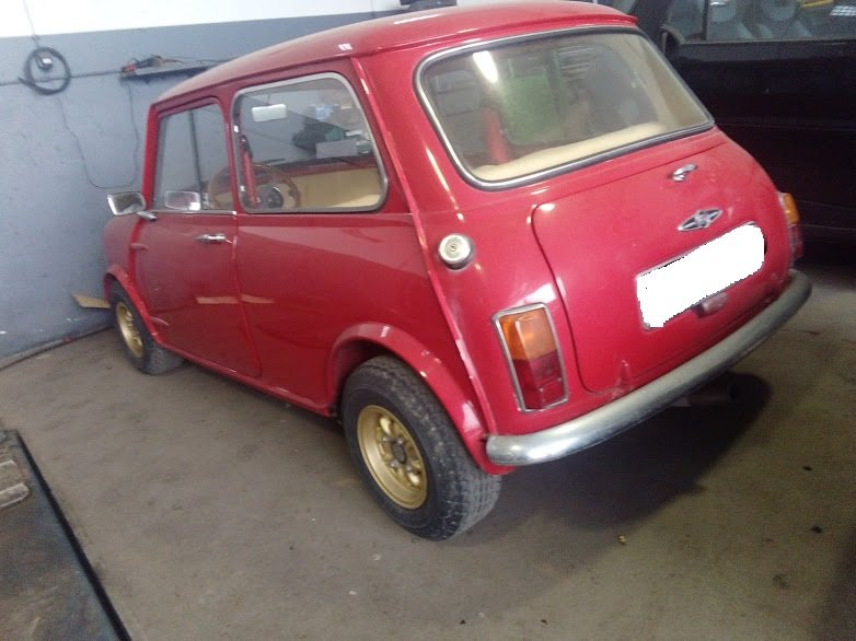 1970 Mini cooper mkii SOLD (picture 3 of 6)