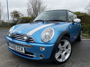 Mini Cooper - with just 57,000 miles