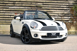 2009 Mini 1.6 Cooper Convertible FSH **RESERVED** SOLD