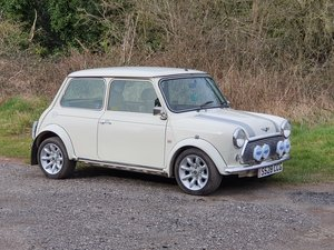 Mini Cooper Sportspack, 1998, White