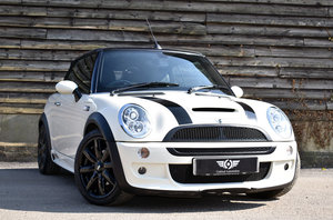 2008 Mini 1.6 Cooper S Auto Cabriolet Chili+FSH+£7k of Extras SOLD