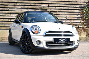 2012 Mini 1.6 Cooper Low Mileage+FSH+Chili **RESERVED** SOLD