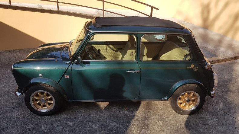 1995 Rover Mini clean and solid driver Green(~)Tan LHD $24.5 For Sale (picture 1 of 6)