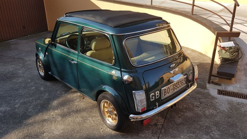 1995 Rover Mini clean and solid driver Green(~)Tan LHD $24.5 For Sale (picture 2 of 6)