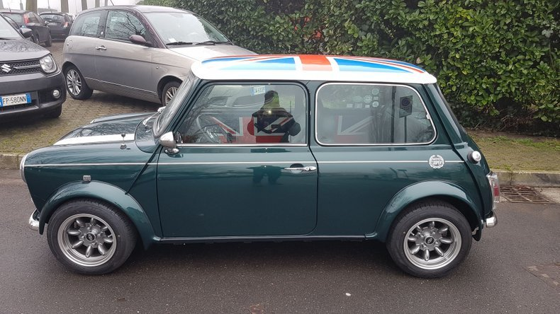 1995 Rover Mini clean and solid driver Green(~)Tan LHD $24.5 For Sale (picture 6 of 6)