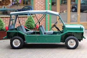 Picture of 0001 MINI MOKE WANTED AUSTIN MORRIS MINI MOKE WANTED