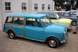 Picture of 0001 AUSTIN MORRIS MINI WOODY WANTED MINI TRAVELLER WANTED