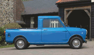 Picture of 0001 AUSTIN MORRIS MINI PICKUP WANTED MINI PICKUP WANTED