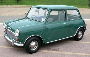Picture of 0001 AUSTIN MORRIS MK1 MK2 MINIS WANTED MK1 MK2 MINIS WANTED