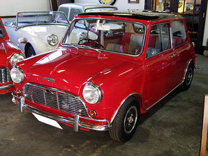 Picture of 0001 MK1 AUSTIN MINI COOPER S WANTED MK1 MINI COOPER S WANTED