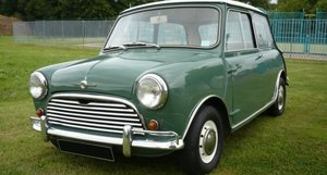 Picture of 0001 MK1 MORRIS MINI COOPER S WANTED MK1 MINI COOPER S WANTED