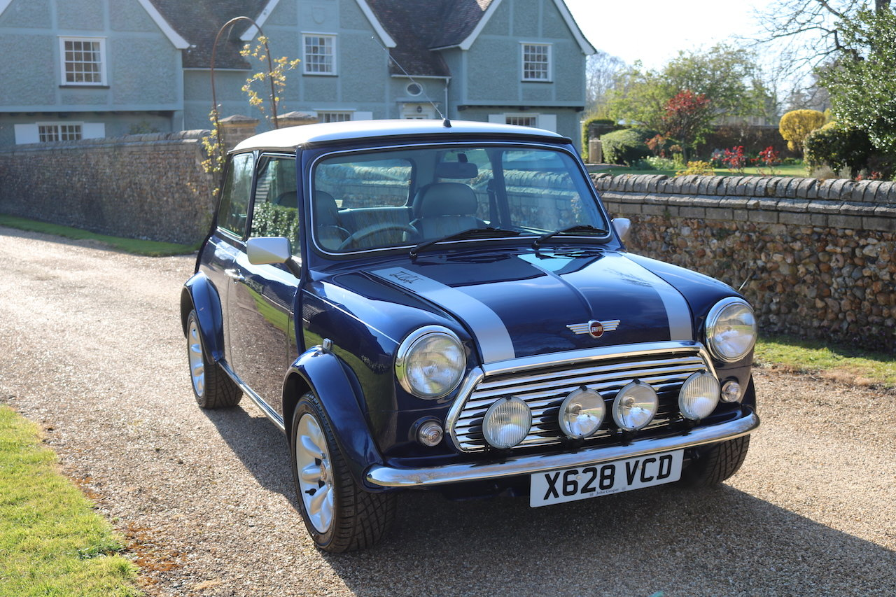 2000 John Cooper S Works (Very Rare)  For Sale (picture 1 of 6)