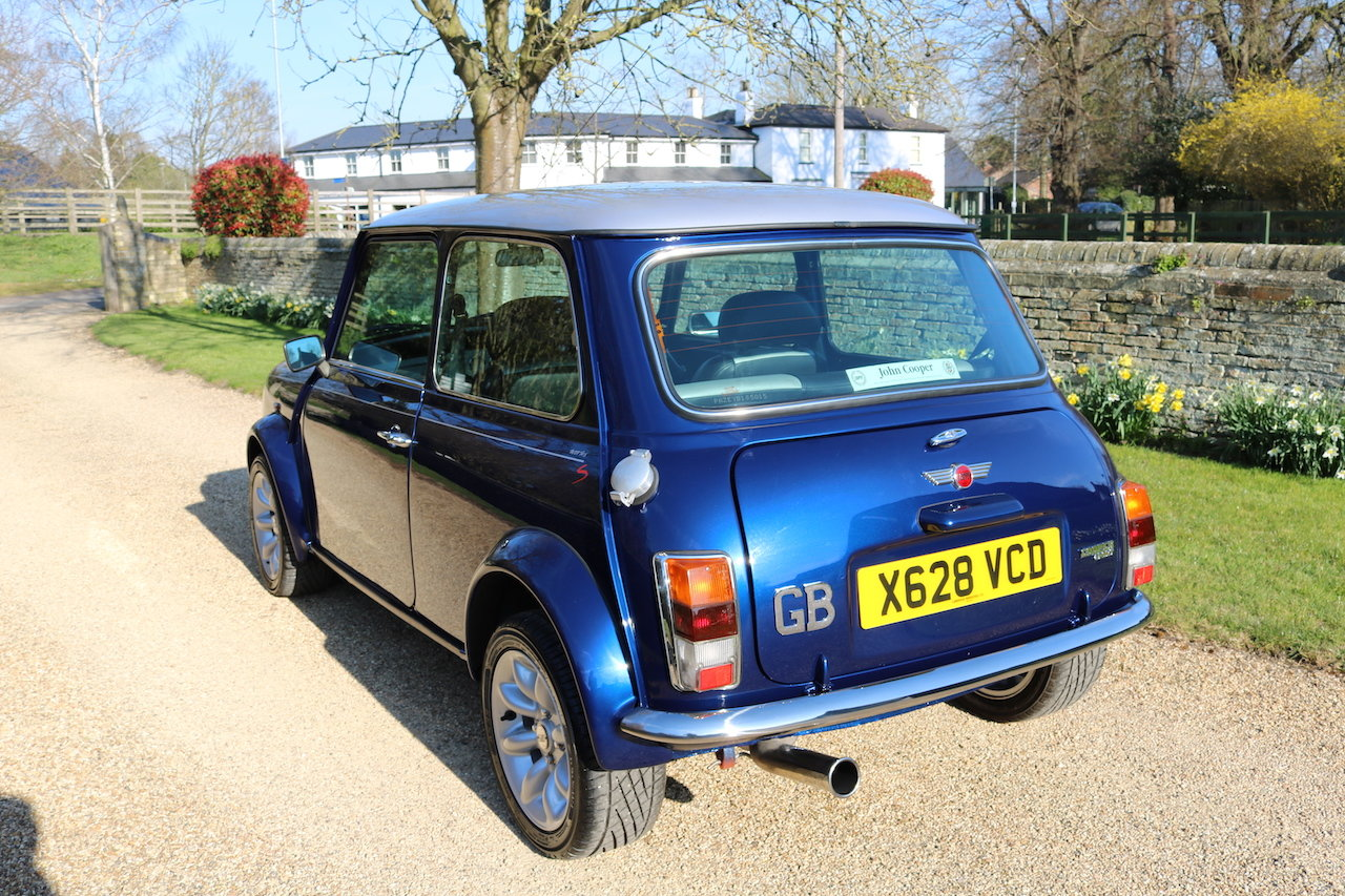 2000 John Cooper S Works (Very Rare)  For Sale (picture 3 of 6)