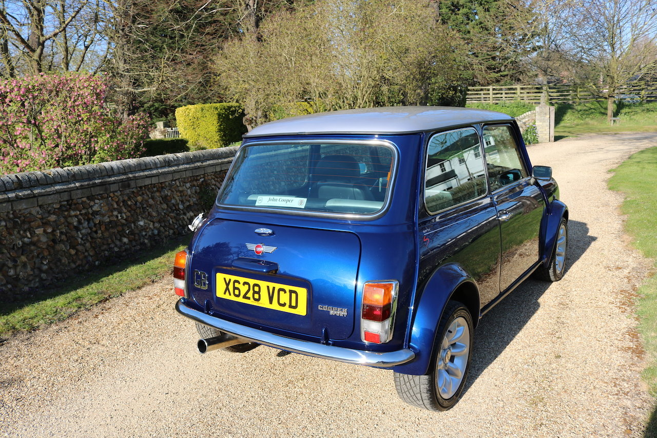 2000 John Cooper S Works (Very Rare)  For Sale (picture 4 of 6)