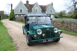 Austin Mini Moke (1967) (DEPOSIT TAKEN) SOLD
