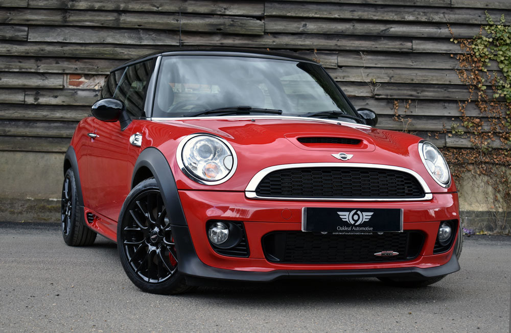 2012 Mini 1.6 John Cooper Works Chili Pack Low Mileage+FSH For Sale (picture 1 of 6)