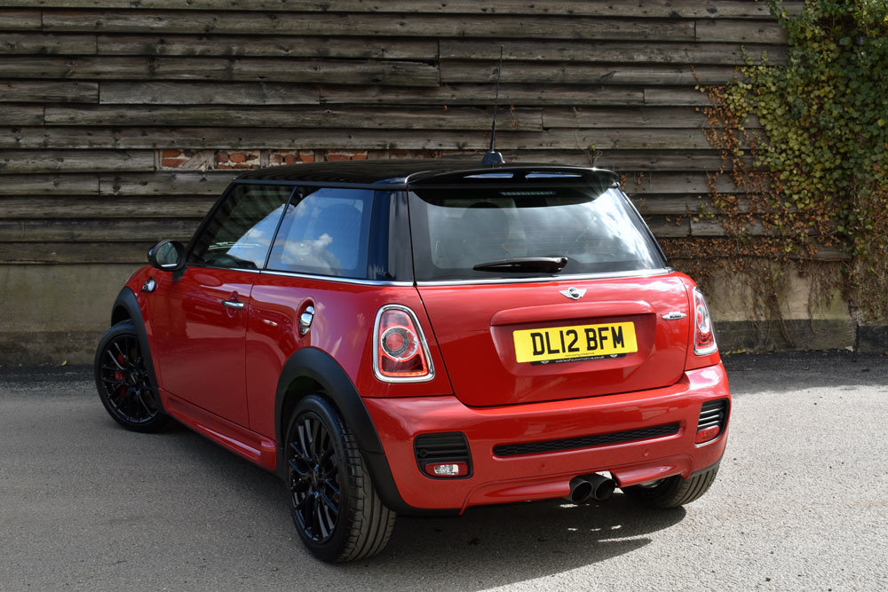 2012 Mini 1.6 John Cooper Works Chili Pack Low Mileage+FSH For Sale (picture 3 of 6)