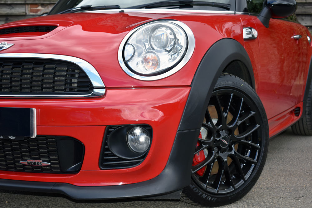 2012 Mini 1.6 John Cooper Works Chili Pack Low Mileage+FSH For Sale (picture 6 of 6)