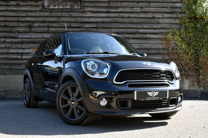 2013 MINI Paceman 1.6i Cooper S All4 Auto Great Spec with FSH SOLD