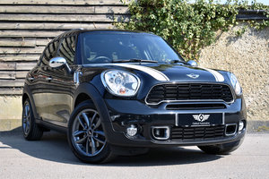 2012 MINI Countryman 1.6 Cooper S Chili Auto FSH**RESERVED** SOLD