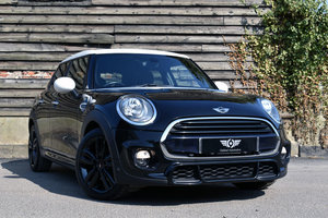 2016 Mini 1.5 Cooper Auto (136) JCW Sport Pack+FSH+RAC Approved For Sale