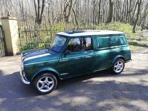 1971 Mini Van 1275 SOLD