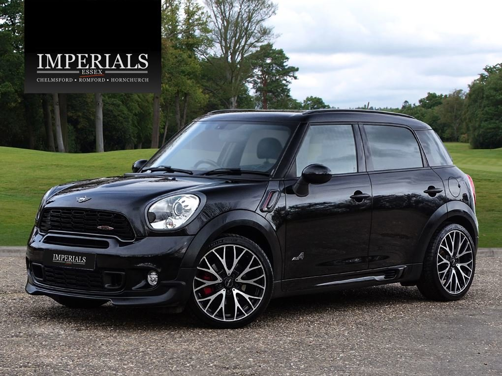 2013 MINI  COUNTRYMAN  1.6 JOHN COOPER WORKS ALL4 JCW  11,948 For Sale (picture 1 of 20)