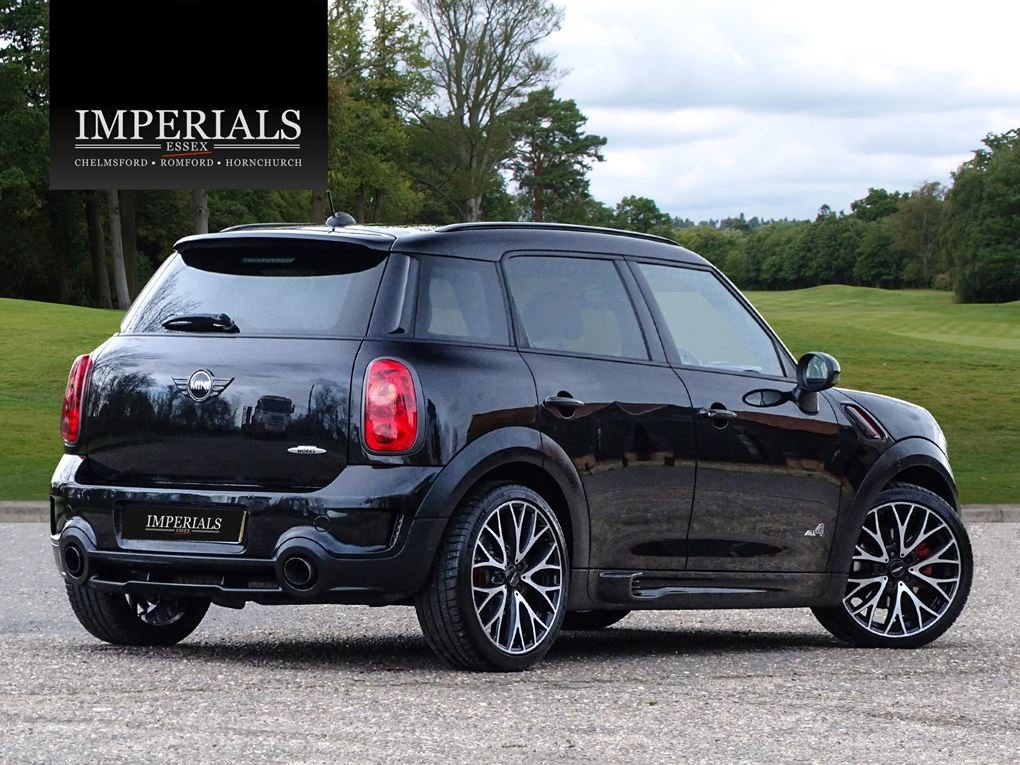 2013 MINI  COUNTRYMAN  1.6 JOHN COOPER WORKS ALL4 JCW  11,948 For Sale (picture 4 of 20)