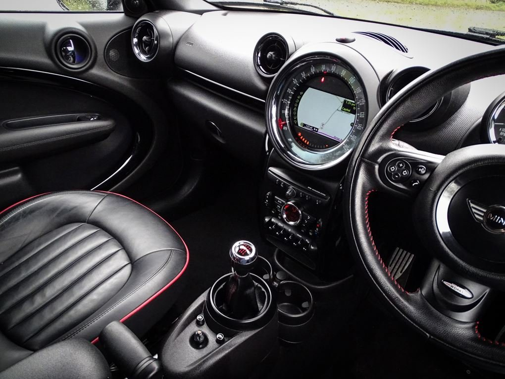 2013 MINI  COUNTRYMAN  1.6 JOHN COOPER WORKS ALL4 JCW  11,948 For Sale (picture 6 of 20)