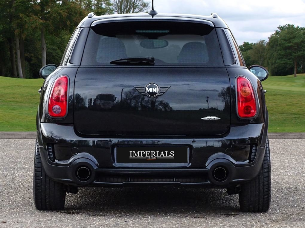 2013 MINI  COUNTRYMAN  1.6 JOHN COOPER WORKS ALL4 JCW  11,948 For Sale (picture 9 of 20)