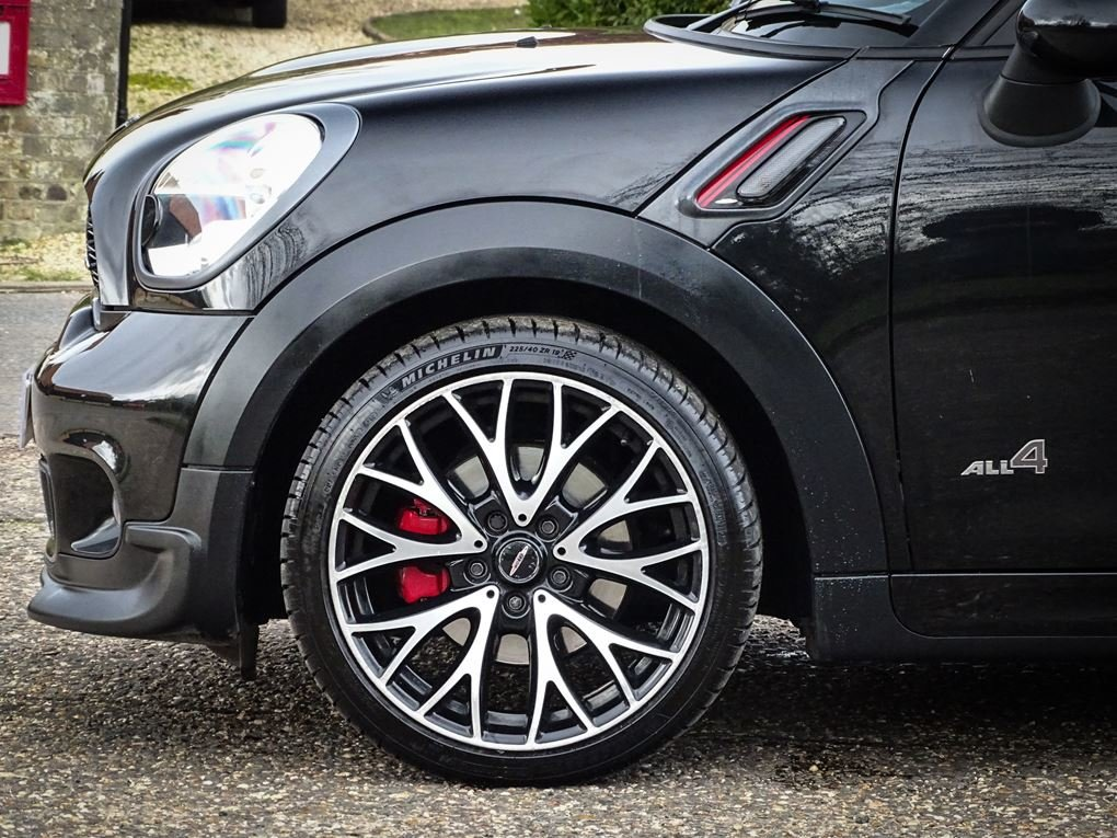 2013 MINI  COUNTRYMAN  1.6 JOHN COOPER WORKS ALL4 JCW  11,948 For Sale (picture 18 of 20)
