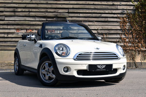 2009 Mini 1.6i Cooper Convertible (59) **RESERVED** SOLD
