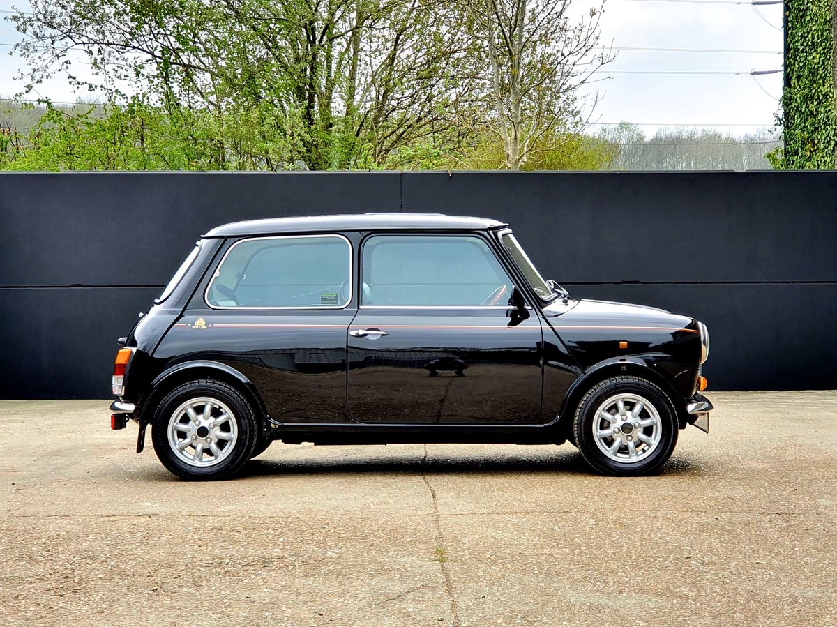1989 Rover Mini 30 LE - 25,000 miles - CONCOURS For Sale (picture 2 of 6)