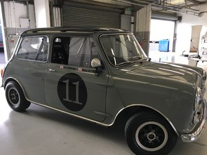 1964 FIA Mini Cooper S - Full HTP Papers