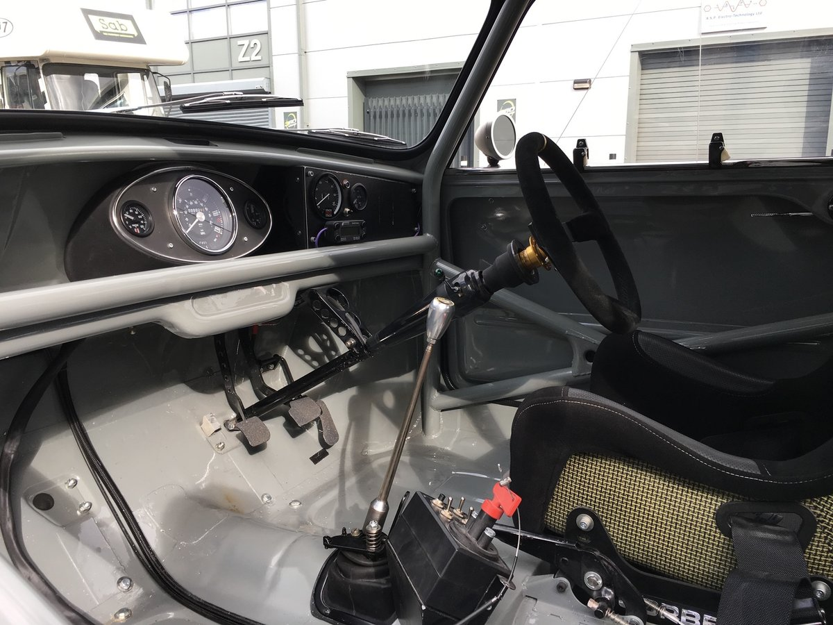 1964 FIA Mini Cooper S - Full HTP Papers For Sale (picture 4 of 6)