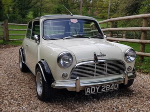 Picture of 1984 Stunnng Austin 1293 cc Fast Road Mini SOLD