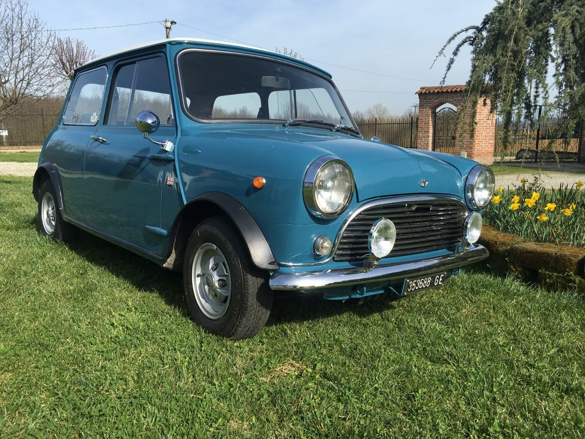 1968 Mini Innocenti 850, Ladys car 1 owner For Sale (picture 1 of 6)