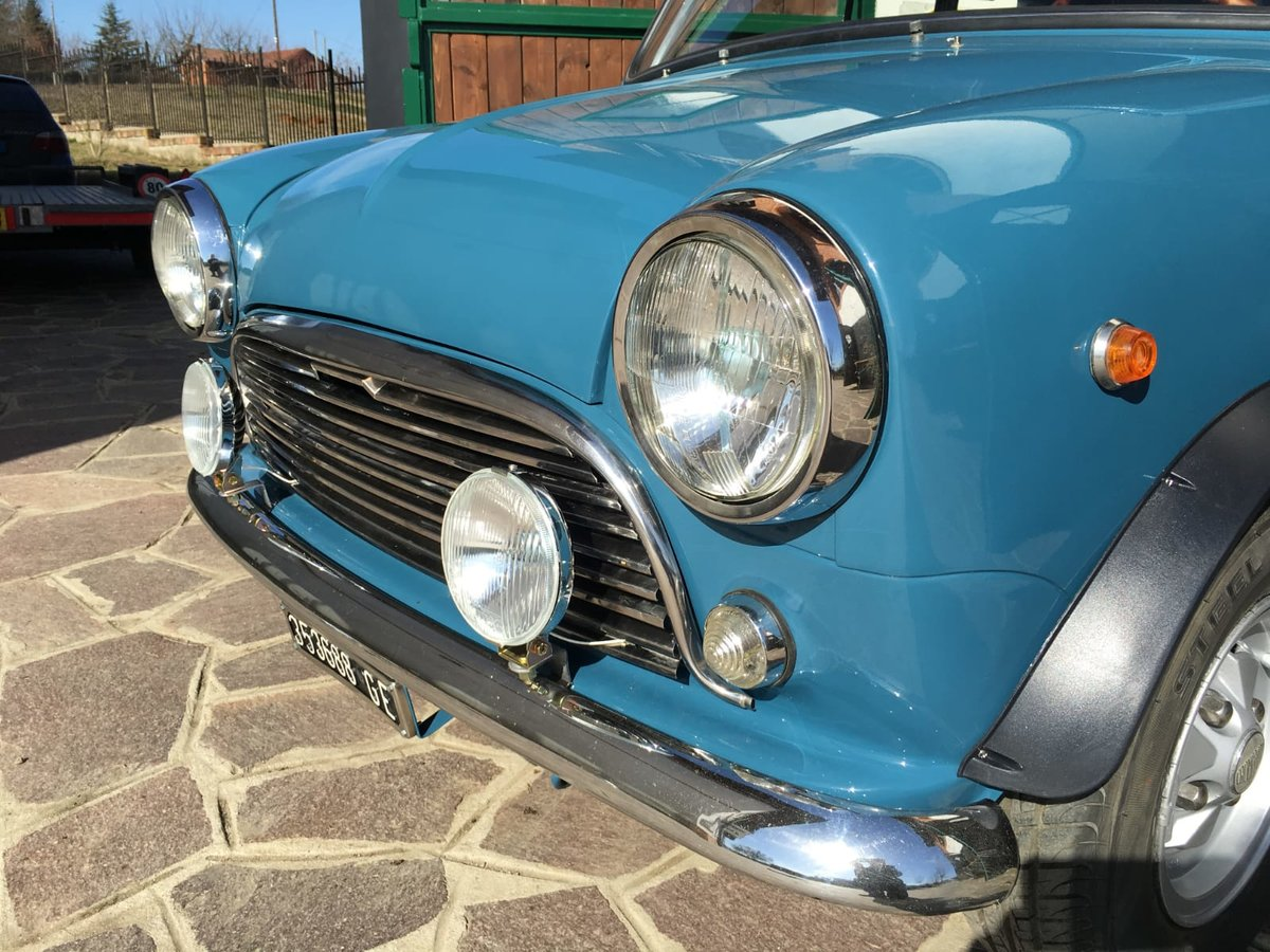 1968 Mini Innocenti 850, Ladys car 1 owner For Sale (picture 2 of 6)