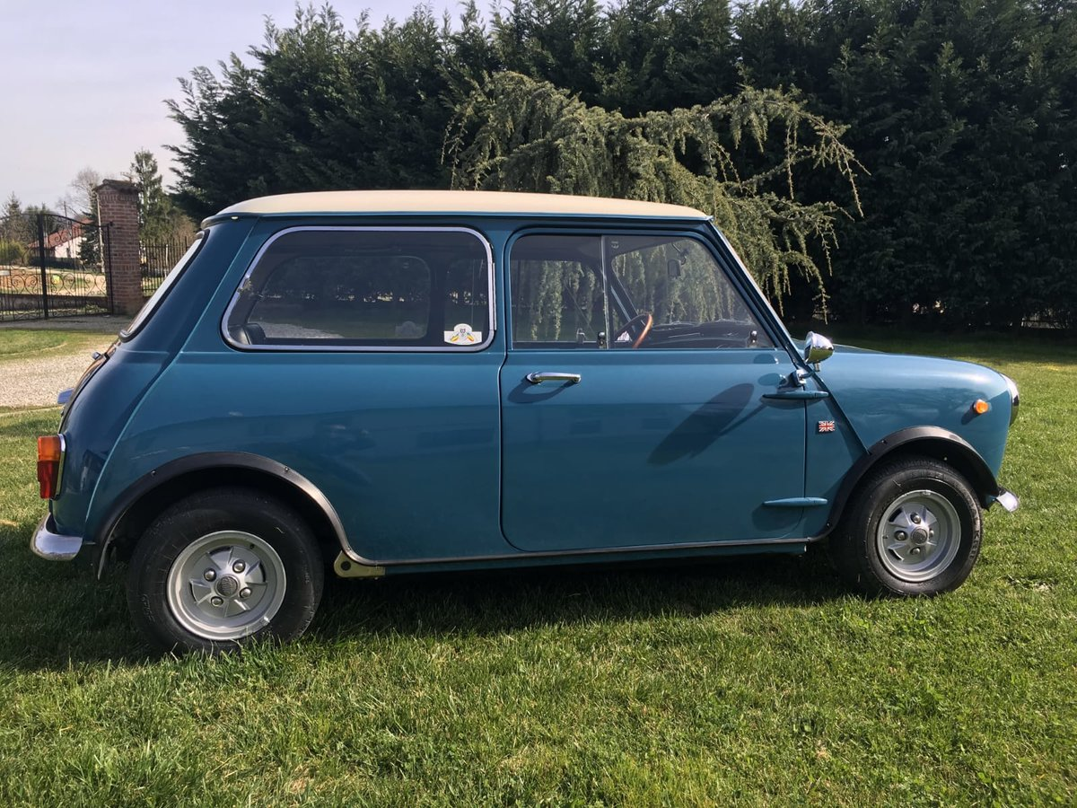 1968 Mini Innocenti 850, Ladys car 1 owner For Sale (picture 3 of 6)