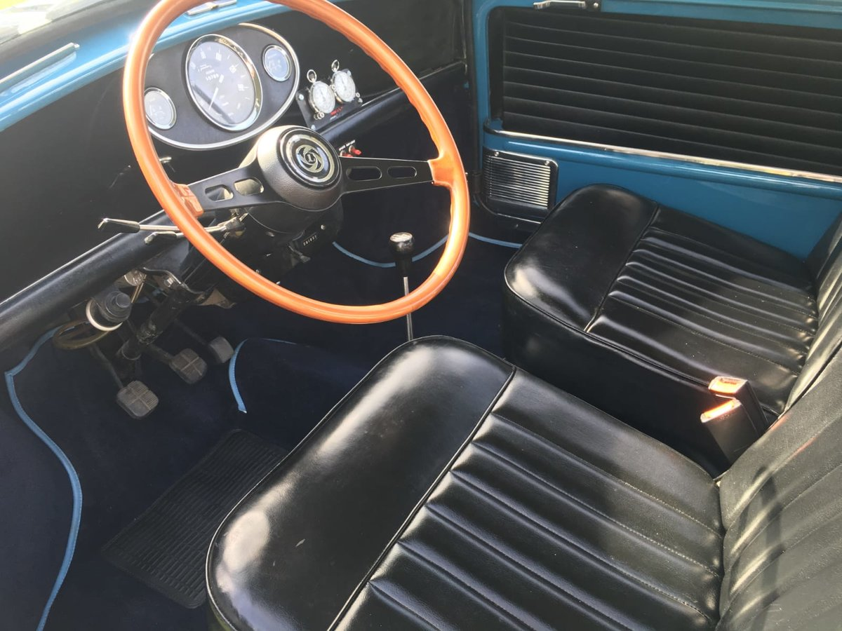1968 Mini Innocenti 850, Ladys car 1 owner For Sale (picture 4 of 6)