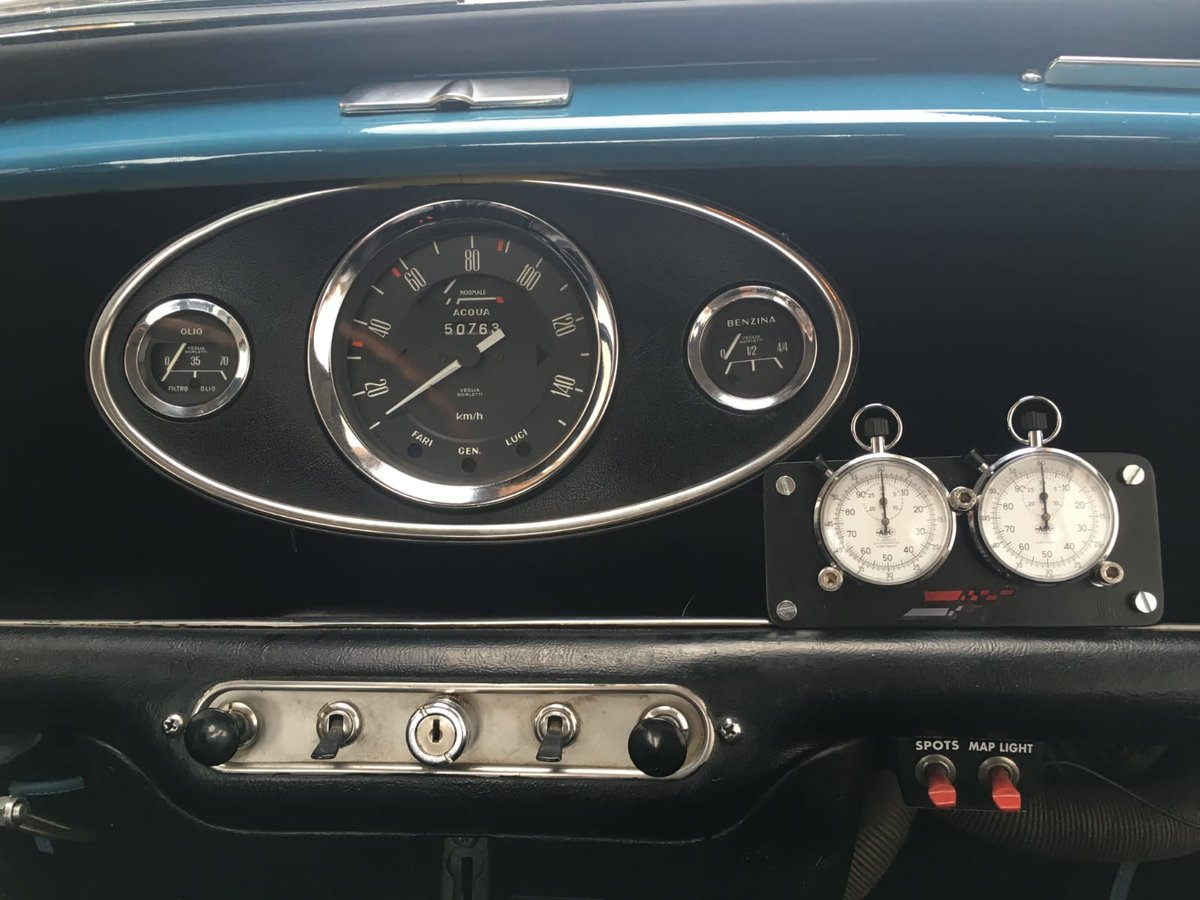 1968 Mini Innocenti 850, Ladys car 1 owner For Sale (picture 5 of 6)