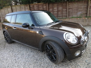 2007 Mini Cooper Clubman Estate World Edition